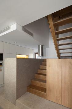 Galeria de Casa GD / Esquissos - Arquitectura e Consultoria - 8 Minimal Architecture, Contemporary Architecture, Contemporary Design, Construction Area, Building Contractors, Engineering Projects, Story House, Clean Design, Minimalism