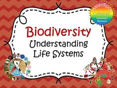 Biodiversity Task Cards by HappyRock Creations Primary Classroom, Elementary Teacher, Classroom Ideas, Hands On Activities, Science Activities, Keystone Species, Ontario Curriculum, Text Features, Book Study