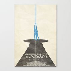 Tron Legacy, Harry Potter, Canvas Prints, Movie Posters, Photo Canvas Prints, Film Poster, Billboard, Film Posters