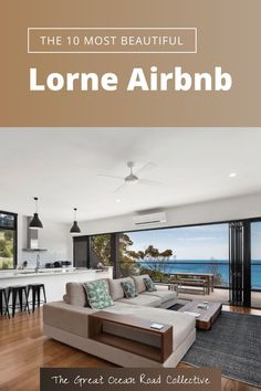 Lorne Airbnbs are perfect for those who prefer a more personal touch than hotels offer. After a long days exploring, it's essential to find the perfect accommodation to stay the night. Consider these Lorne Airbnbs for your accomodation.