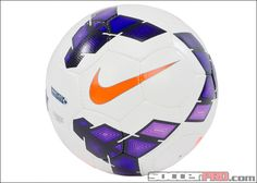 Nike Incyte EPL Match Soccer Ball - White with Purple and Total Orange...$134.99