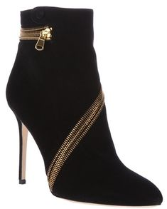 zip detail pointed boot brian atwood f.w2012 farfetch