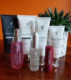 Look after your skin. Mineral skincare products, cruelty free. Rose water, primer, lip bonbon www.ssinchy.com