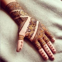 All-in-One: Top Mehndi Design Inspiration you