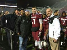 Independence Bowl 2014 ~ Hometown Boy and Boiling Springs Alumni Dylan Thompson #17