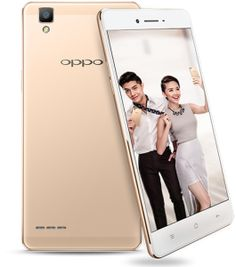 Oppo F1 goes official, Vietnam gets it on January 21