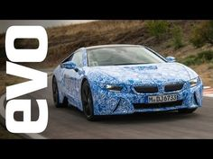 2014 BMW i8 Hybrid Supercar first drive review. World exclusive