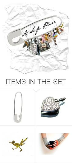 """""""Shelter From The Storm"""" by weelambievintage ❤ liked on Polyvore featuring art"""