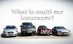 Would you save money with multi-car insurance? - NoDepositCarInsQuote's Blog - Blogster