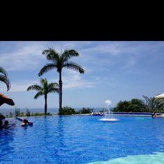 Hotel Parador, Costa Rica, Infinity Pool.
