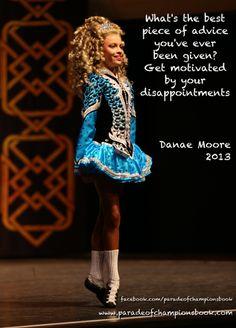 Danae Moore - Australian National Champion, Regional Champion #irishdance