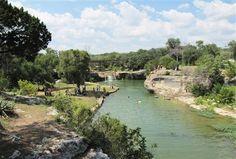 Crawford's Tonkawa Falls, Texas