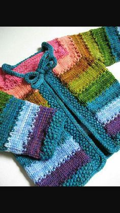 Crochet Patterns Free Baby Cardigan Libraries 33 Ideas For 2019 Baby Knitting Patterns, Baby Sweater Patterns, Knit Baby Sweaters, Knitted Baby Clothes, Knitting For Kids, Baby Patterns, Hand Knitting, Crochet Patterns, Knitting Sweaters