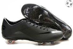 online store 90472 ccbc5 Chaussure de foot Mercurial Vapor VIII FG Noir FT1221