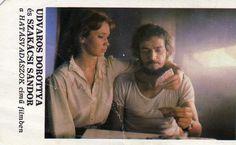 Megyei Moziüzemi Vállalat (Udvaros Dorottya, Szakácsi Sándor) - 1984 Actors & Actresses, Idol, Marvel