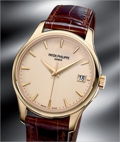Patek Philippe Calatrava Ref. 5227 yellow gold