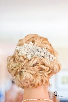 Bridal Hair by @Cecilia Börjesson Börjesson Börjesson - The Exquisite Look