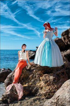 Little Mermaid Erg Mooie 2804