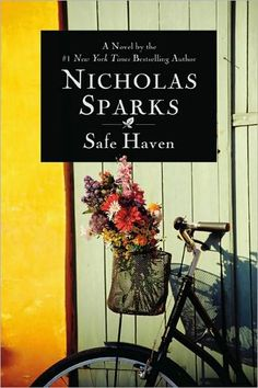 For those of you who think Nicholas Sparks' books are the same, you're wrong.  This one has some suspense in it, and really reminds you to not always let your past control who you love today. :)