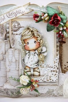 Carte di Camilla: Et julekort ♥