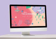 The Shoe Alternative: Branding by Copeland, Mahoney & Bulmer #UI