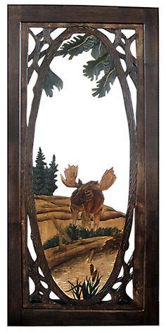 woodland creek furniture doors   Welcome To Woodland Creek Art Moose
