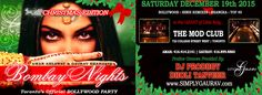 Asian Party, Bollywood Party, Dj, Events, Toronto, Night, Music, Top 40, Summer