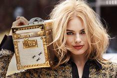Margot Robbie Discusses Jared Leto's Bizarre SUICIDE SQUAD Present In New Elle Photoshoot