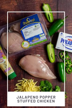 Taking the American bar classic jalapeno popper and giving it a makeover with this delicious jalapeno popper style chicken recipe! #chicken #jalapenopopper #jalapenopopperchicken @another_food_blogger