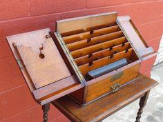 English Antique Table Top Desk English Antique Furniture