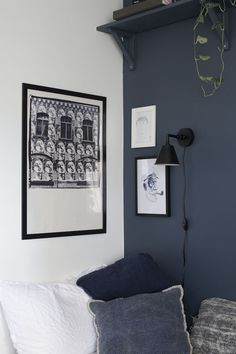 Small Space Make-over: A Teen Boy's Bedroom
