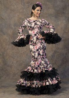 4dd3ebd30 Descubre la Colección 2019 de trajes de flamenca de Aires de Feria