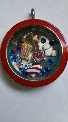 Pittsburgh Pirates necklace locket OrigamiOwl #MLB