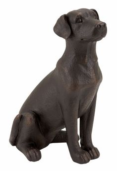 Shop 55601 Benzara Dog Statue Polystone Dog Sculpture – Casagear