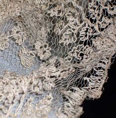 Hand Embroidered Silk Wedding Dress from 1914.... From Mary Corbet website.