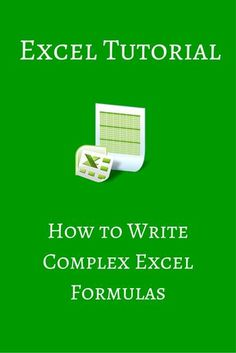 In this Excel tutorial, we show you how to write complex formulas following the correct order of operators, which we can refer to as PEMDAS.