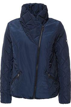 Куртка женская, цвет темно-синий, артикул: B16-32001. Купить в интернет-магазине FiNN FLARE