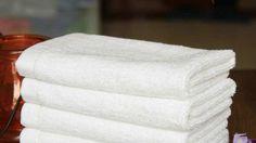 Как сделать полотенца белыми без кипячения и стирки: проверенный рецепт! — Хитрости жизни