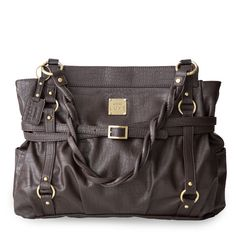 """Miche LUXE  """"Quincy"""" what a beautiful bag with the rich brown texture, beautiful new fashion custom strap. Available 9-1-12 at Jackisbagboutique.Miche.Com Price only  $ $89.95! comes with handle, Matching Key Fob and beautiful new mesh storage bag,"""