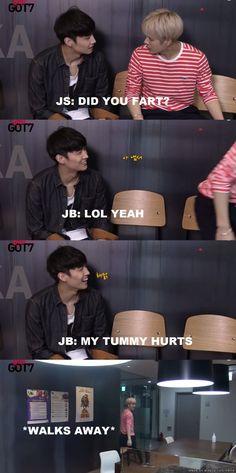 GOT7's chic leader, everyone! | allkpop Meme Center