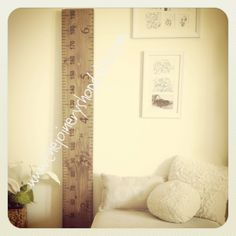 Ruler Height Chart AED595