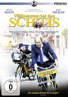 Willkommen bei den Sch'tis: Amazon.de: Kad Merad, Dany Boon, Zoé Félix, Philippe Rombi: Filme & TV
