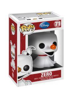 Funko Disney Pop! The Nightmare Before Christmas Zero Vinyl Figure