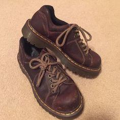 Women's size 8 Doc Martens Women's size 8 Doc Martens Shoes Winter & Rain Boots