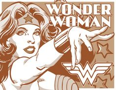 Hard to be a Wonder Woman...