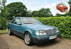 World Of Classic Cars: Mercedes-Benz 300 CE 1992 - World Of Classic Cars ...