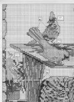 "Photo from album ""коты"" on Yandex. Cat Cross Stitches, Cross Stitch Bird, Cross Stitch Animals, Cross Stitch Charts, Cross Stitch Patterns, Bird Crafts, Cat Crafts, Craft Patterns, Quilt Patterns"