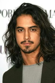 Avan from Twisted:§British, Welsh, German, Indian§