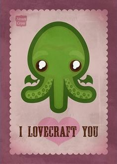 I lovecraft all my followers .