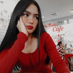 Lady in red Filipina Girls, Filipina Actress, Bad Girl Aesthetic, Aesthetic Clothes, Tumblr Photography, Photography Tips, Face Photo, Teen Actresses, Blackpink Lisa